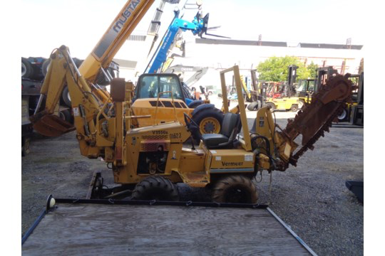 Vermeer V3550A Trencher - Image 5 of 6