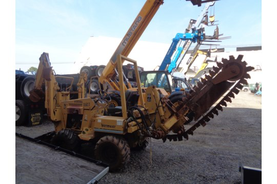 Vermeer V3550A Trencher - Image 4 of 6