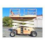 JLG 4394RT 43FT Rough Terrain 4x4 Scissor Lift