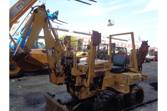 Vermeer V3550A Trencher - Image 6 of 6