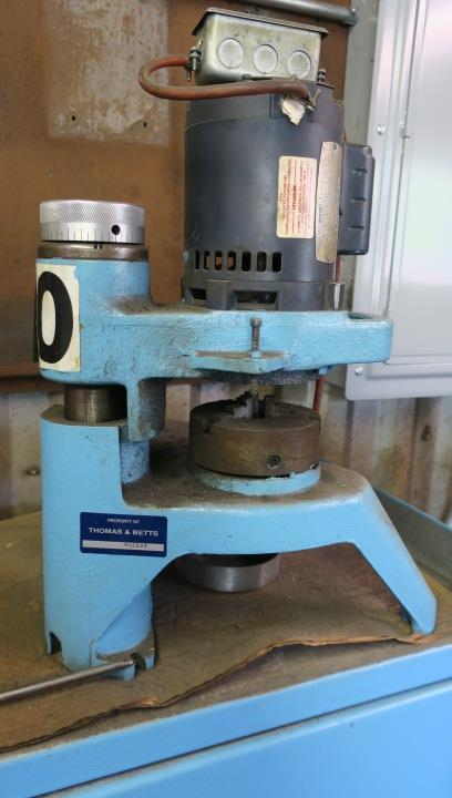 LOT CONSISTING OF: assorted grinding accessories, drill grinder & punch grinder, including precision - Image 3 of 8