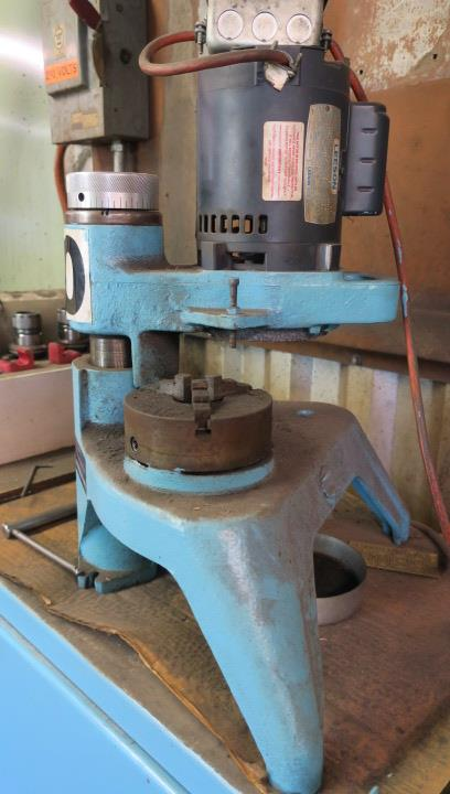 LOT CONSISTING OF: assorted grinding accessories, drill grinder & punch grinder, including precision - Image 4 of 8