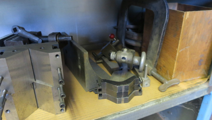 LOT CONSISTING OF: assorted grinding accessories, drill grinder & punch grinder, including precision - Image 8 of 8