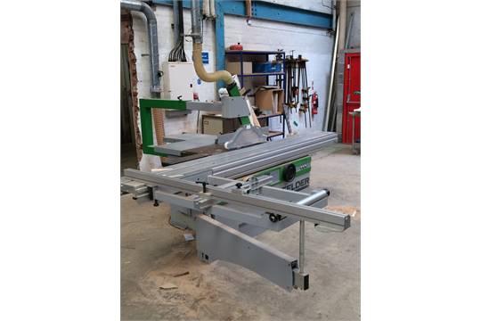 Felder KF 700S Sliding Table Saw / Spindle moulder YOM 2005