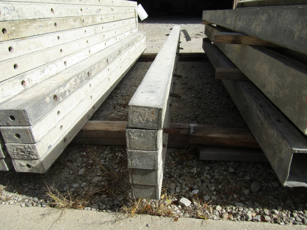 """(5) 3"""" x 8' Durand Concrete Forms, Smooth 6-12 Hole Pattern , Located in Mt. Pleasant, IA - Image 2 of 2"""