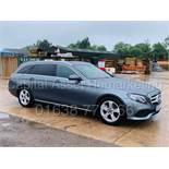(ON SALE) MERCEDES-BENZ E220D *ESTATE CAR* (2018 - NEW MODEL) '9G TRONIC AUTO - LEATHER - SAT NAV'