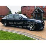 (On Sale) MERCEDES-BENZ S350D LWB *AMG LINE - EXECUTIVE SALOON* (2019) 9-G TRONIC *TOP OF THE RANGE*
