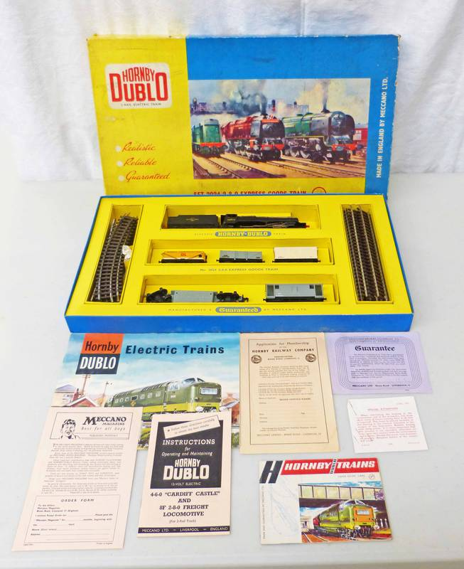 hornby dublo 3 rail collectors guide