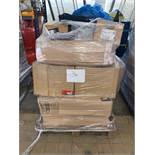 1 x Pallet of Mixed Stock/Stationery Including Lever Arch Files, Box Files, Envelopes, Paper