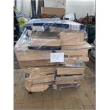 1 x Pallet of Mixed Stock/Stationery Including Bankers Boxes, Lever Arch Files, Wall Planners,