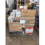 1 x Pallet of Mixed Stock/Stationery Including Till Rolls, Bankers Boxes, Paper, Lever Arch Files,