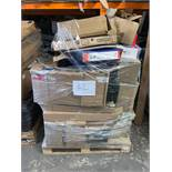 1 x Pallet of Mixed Stock/Stationery Including Presentation Ringbinders, Archive Boxes, Lever Arch