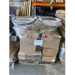 1 x Pallet of Mixed Stock/Stationery Including Step Ladders, Archive Boxes, Spring Files, Lever Arch