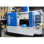 "2002 HURON KX8 CNC Vertical Machining Center, s/n B01262, 24"" x 32"" Table, Siemens CNC Control,"