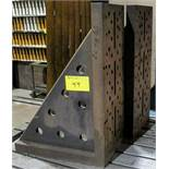 """PAIR OF 39""""H X 27""""L X 18""""W ANGLE PLATES"""