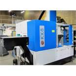"2002 HURON KX8 CNC Vertical Machining Center, s/n 0B1262, 24"" x 32"" Table, Siemens CNC Control,"