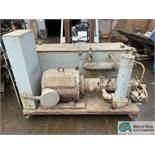 60 HP NORMAN EQUIPMENT MODEL NE77142 HYDRAULIC PUMP; S/N M7755
