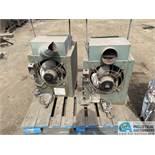 57,750 BTU EMPIRE MODEL VH-1075-FSR HANGING NATURAL GAS HEATERS