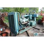 300 KW / 375 KVA O'BRIEN ENERGY MODEL OB300-DW63 DIESEL POWERED GENERATOR; S/N G4504, GENERAL MOTORS