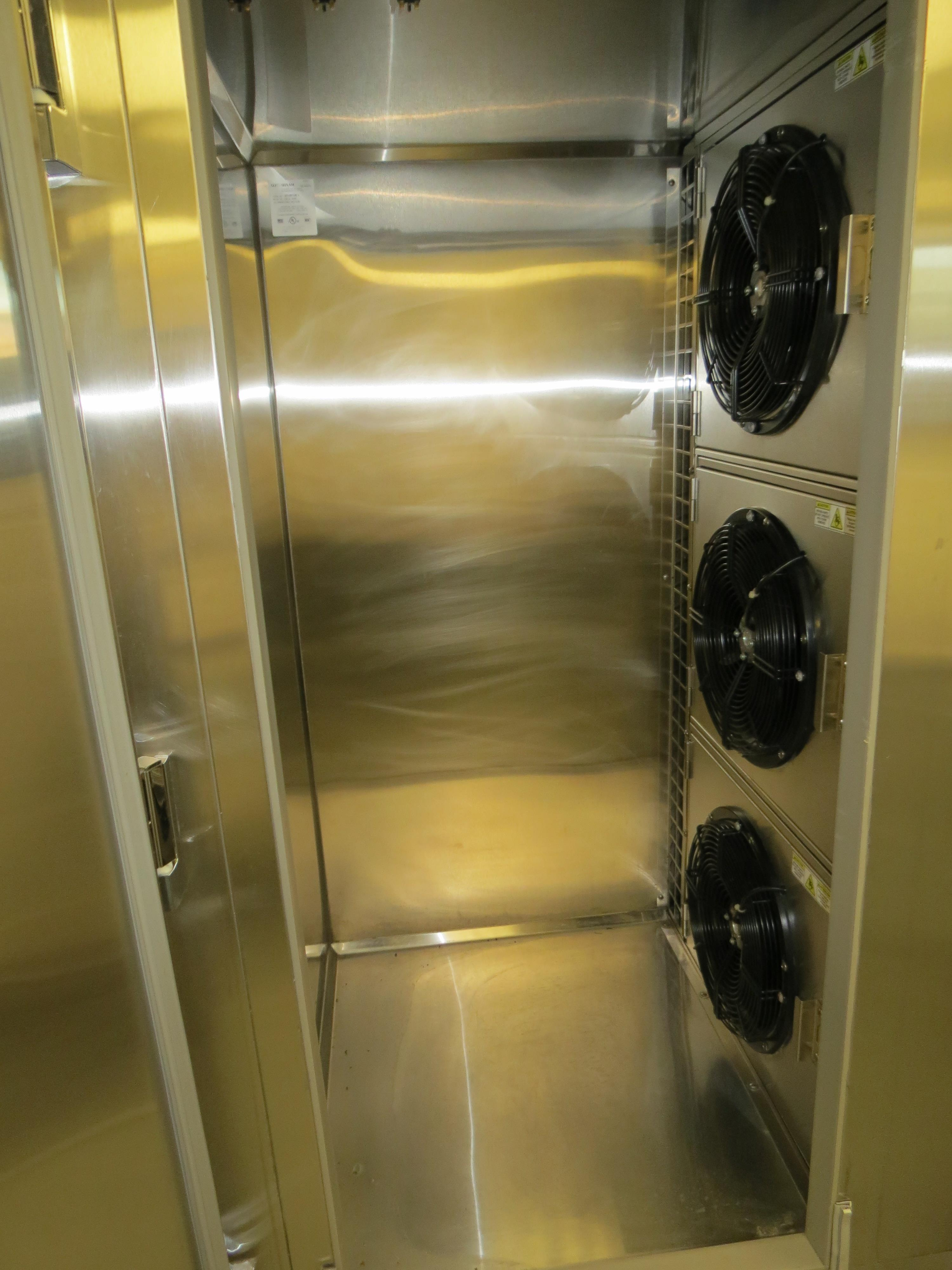 Lot 8 - ALTO SHAAM MDL. QC2-100 RAPID CHILL COMMERCIAL BLAST CHILLER, SN: W948168-1