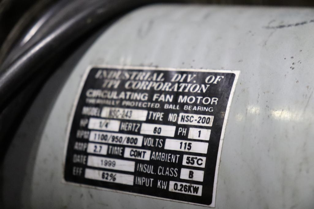Industrial Fans - Image 3 of 3