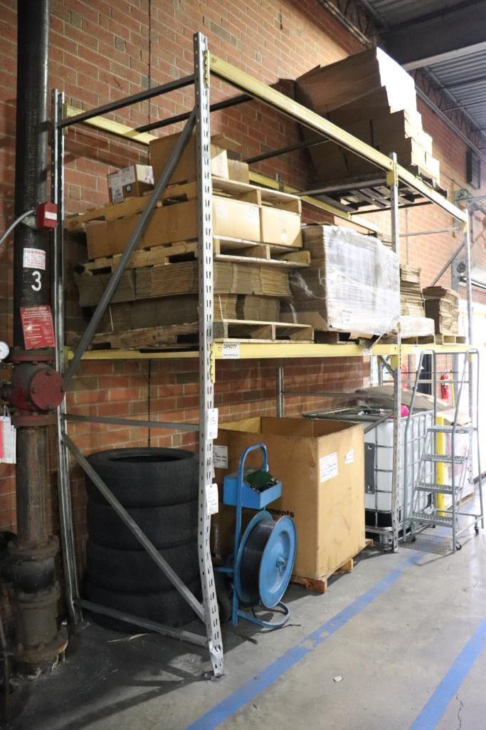 Pallet rack - Image 2 of 2