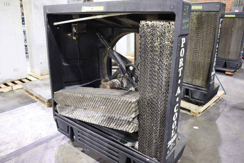 Port A Cool 2000 evaporative air cooler *needs work*