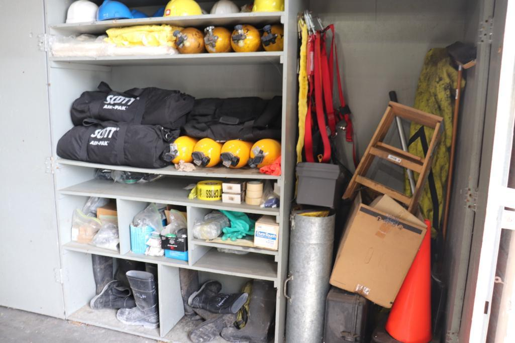 SCBA spill response & Confined Space equipment - Image 3 of 8