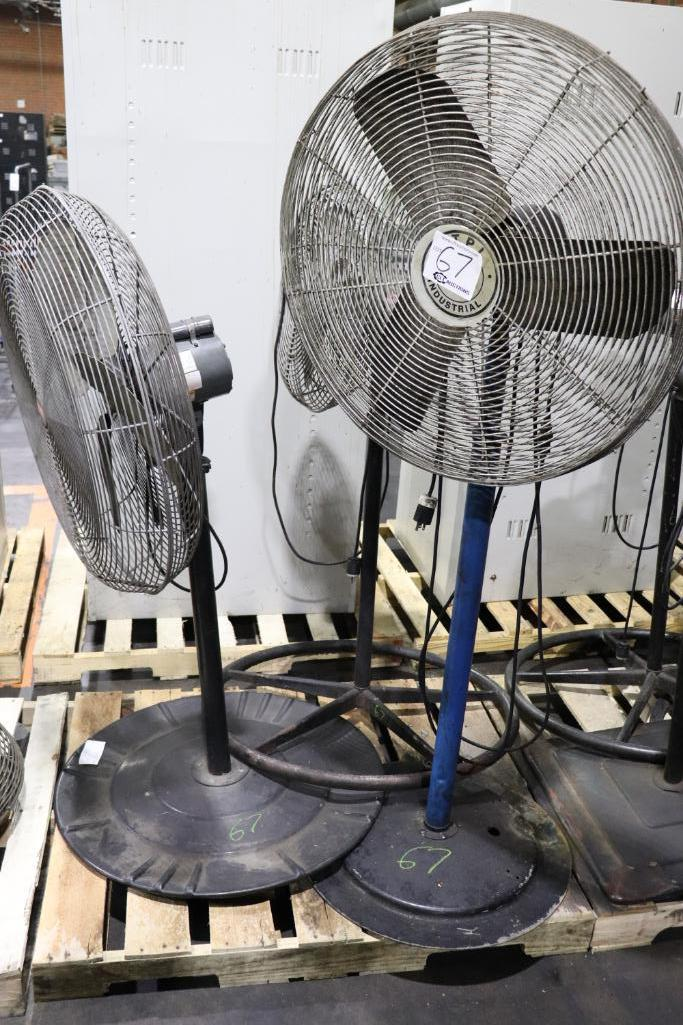 Industrial Fans - Image 2 of 2