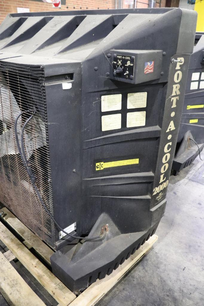 Port A Cool 2000 evaporative air cooler - Image 3 of 4