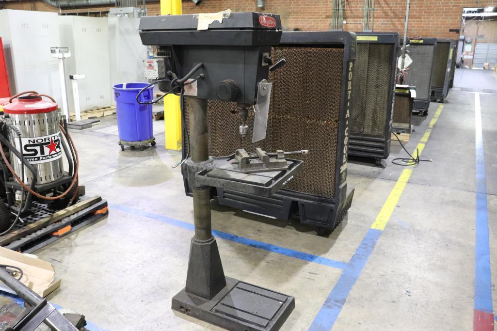 """Dayton Model 6W281 5 speed 20"""" drill press"""