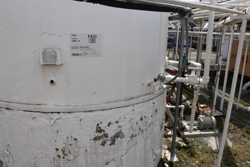 Tank farm section 6k - 30k gallon vertical/horizontal tanks - Image 11 of 27