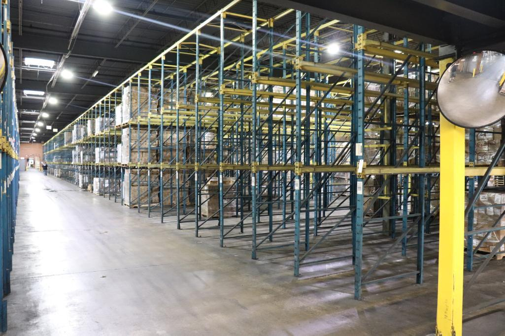 Structural drive-in pallet rack (large quantity) - Image 6 of 7