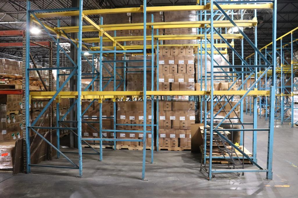 Structural drive-in pallet rack - Image 2 of 5