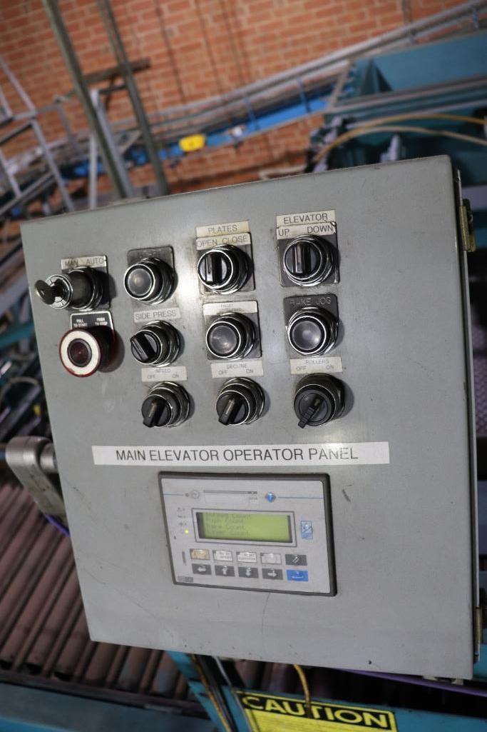 Litton Von GAL palletizer & Conveyor - Image 14 of 18
