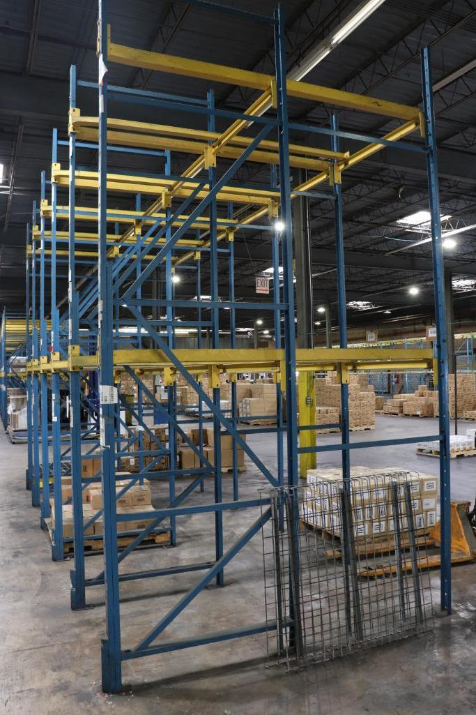 Structural drive-in pallet rack - Image 2 of 2