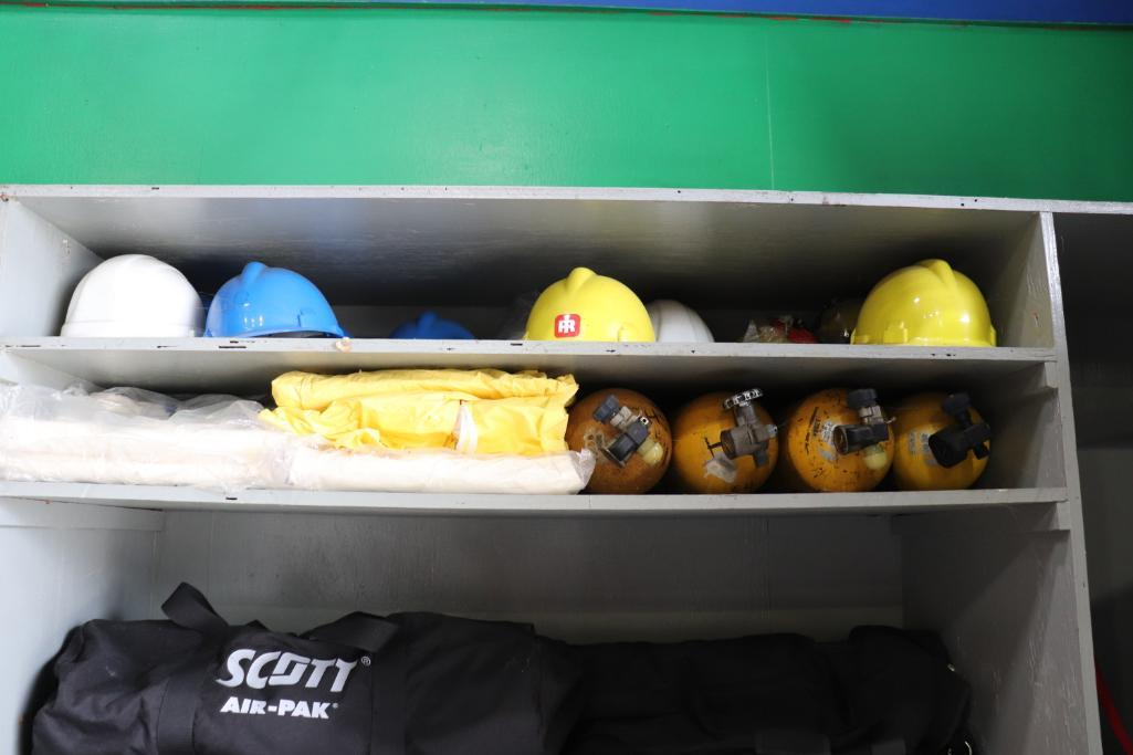 SCBA spill response & Confined Space equipment - Image 5 of 8