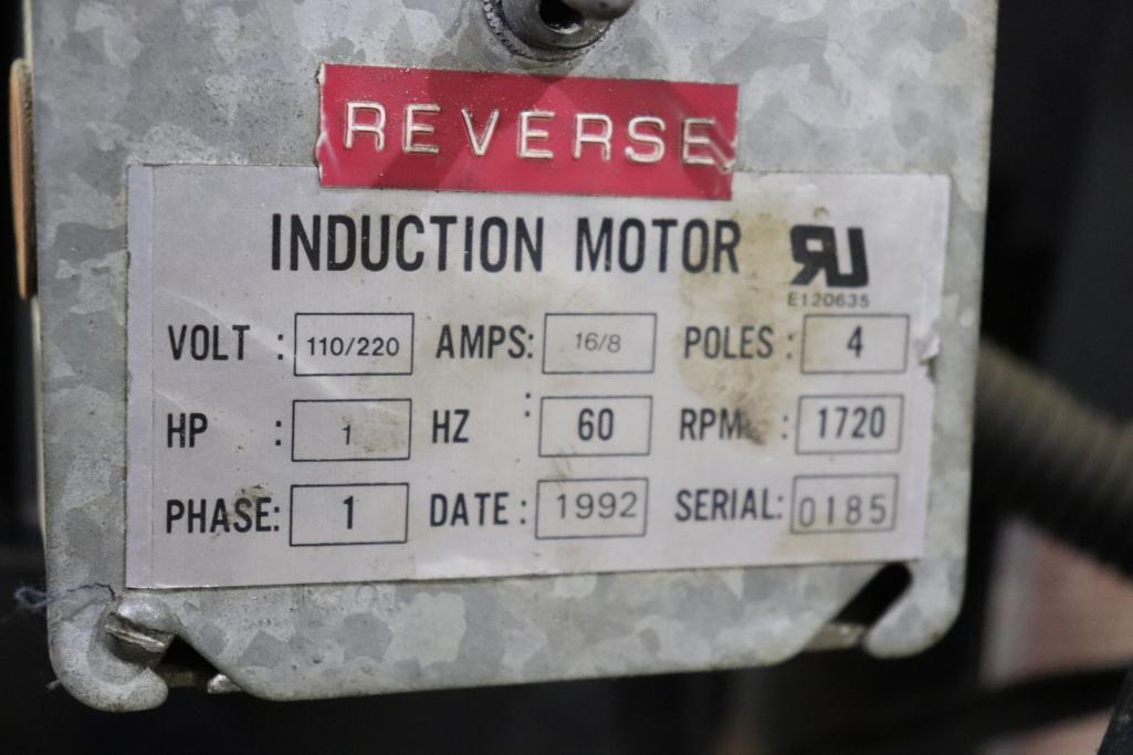 "Dayton Model 6W281 5 speed 20"" drill press - Image 5 of 5"
