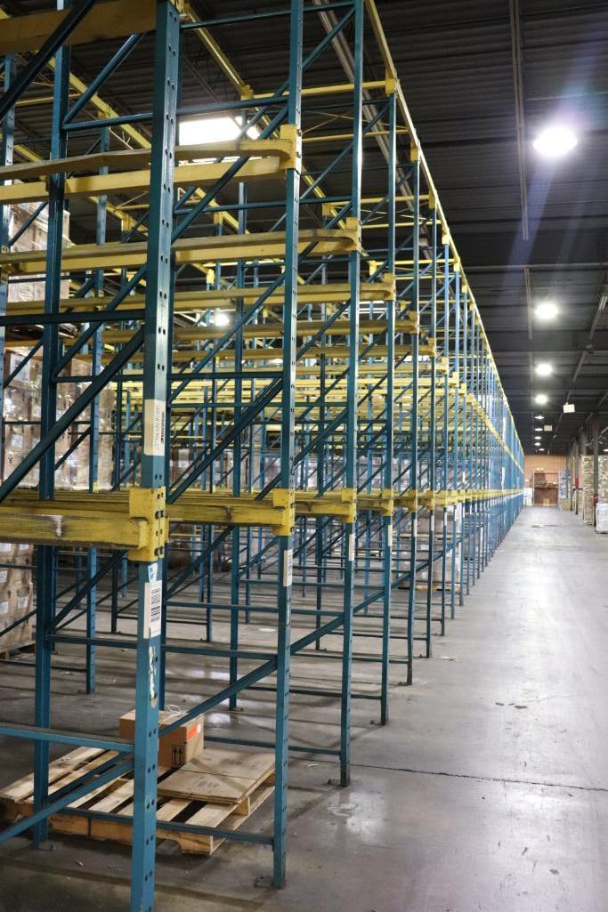 Structural drive-in pallet rack (large quantity) - Image 2 of 7