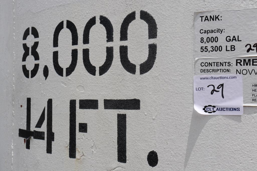 Tank farm section 6k - 30k gallon vertical/horizontal tanks - Image 5 of 27