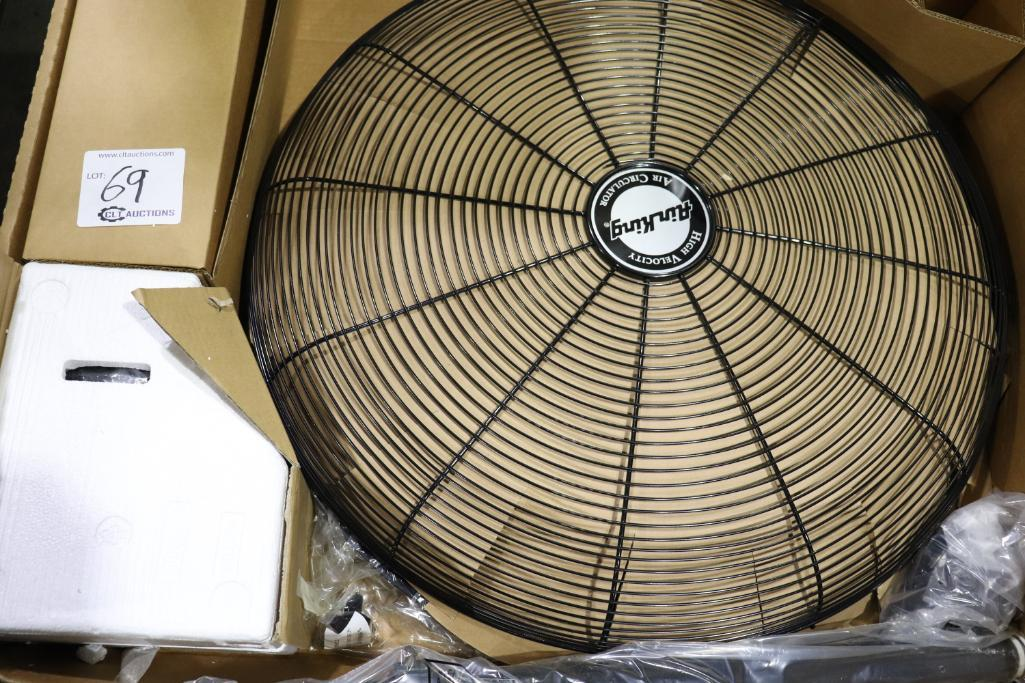 Industrial Fans - Image 4 of 4