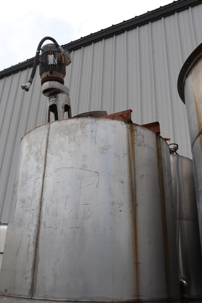 Stainless steel tanks - Image 4 of 4