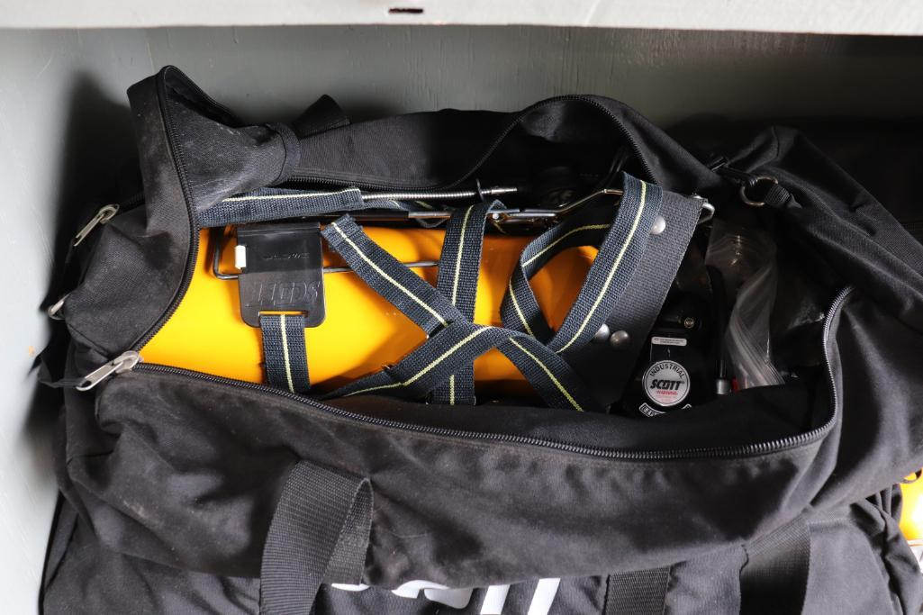 SCBA spill response & Confined Space equipment - Image 8 of 8