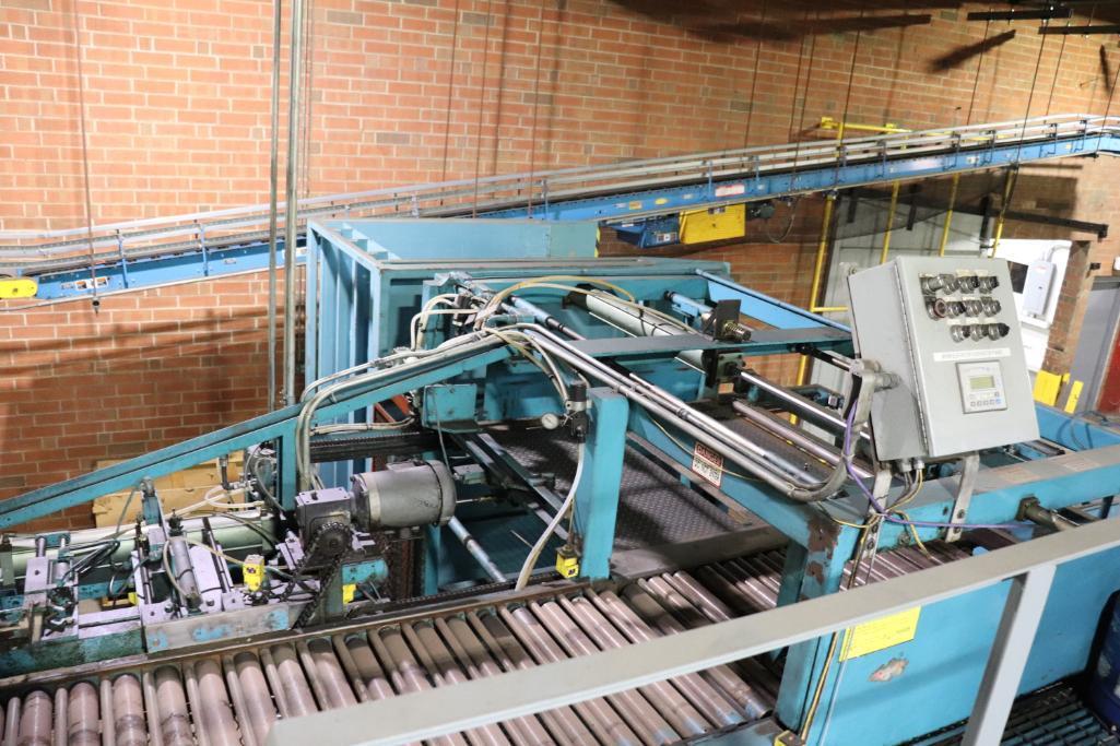 Litton Von GAL palletizer & Conveyor - Image 13 of 18