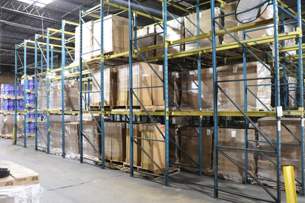 Structural drive-in pallet rack (large quantity) - Image 7 of 7