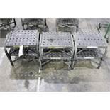 Steel step stools