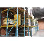 Structural drive-in pallet rack