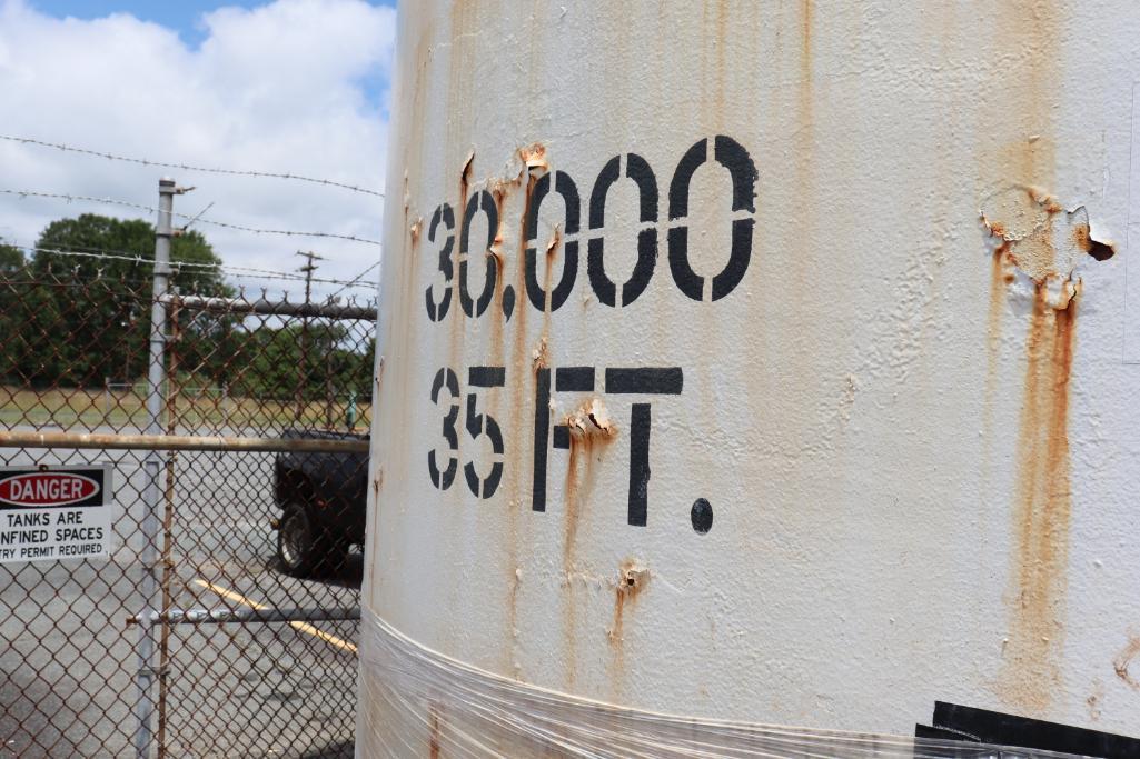 Tank farm section 6k - 30k gallon vertical/horizontal tanks - Image 15 of 27