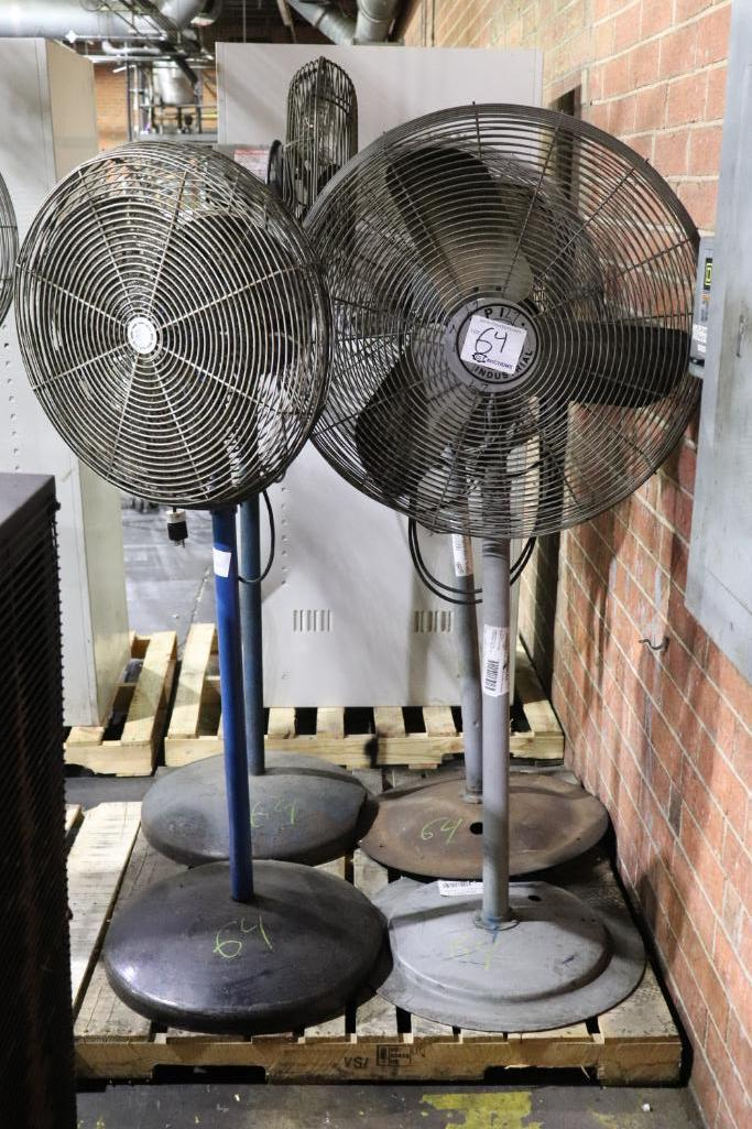 Industrial Fans - Image 2 of 3