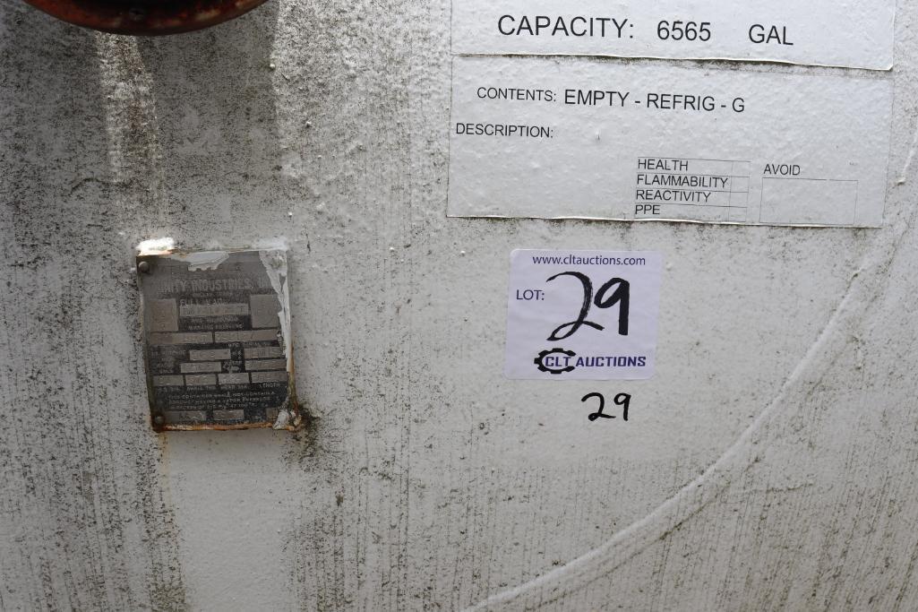 Tank farm section 6k - 30k gallon vertical/horizontal tanks - Image 21 of 27